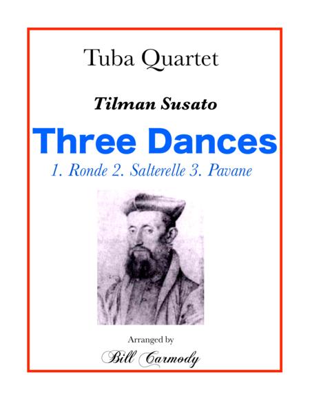 Susato Three Dances