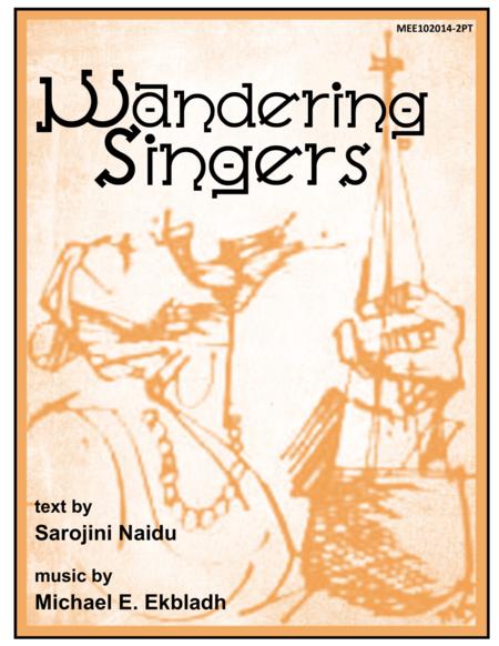 Wandering Singers - 2 Part