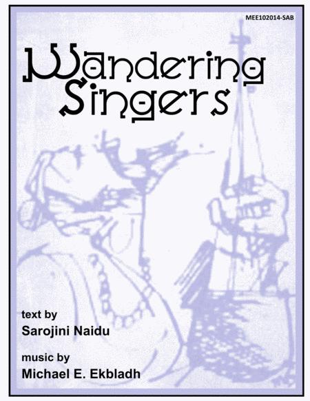 Wandering Singers - SAB