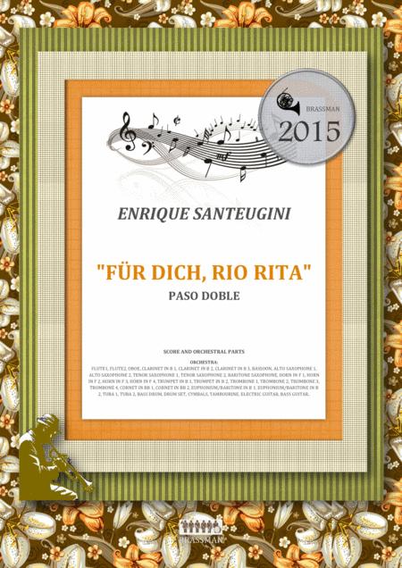 Für dich, Rio Rita - Pasodoble
