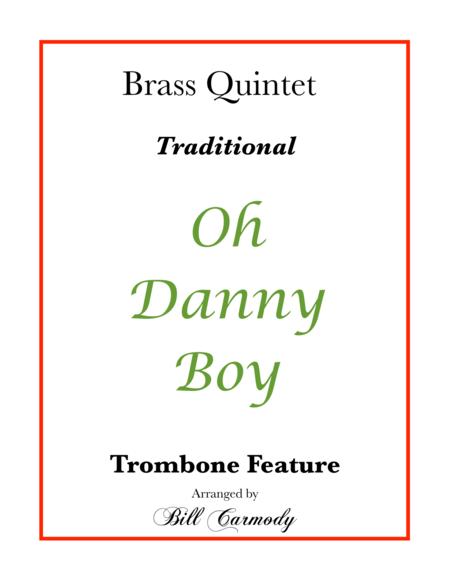 Oh Danny Boy (trombone feature)