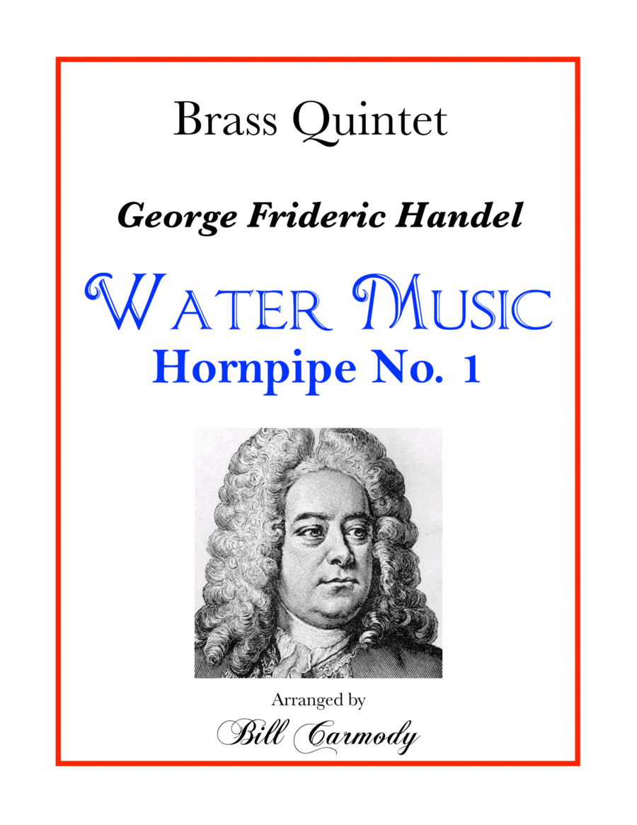Water Music Hornpipe Nr 1