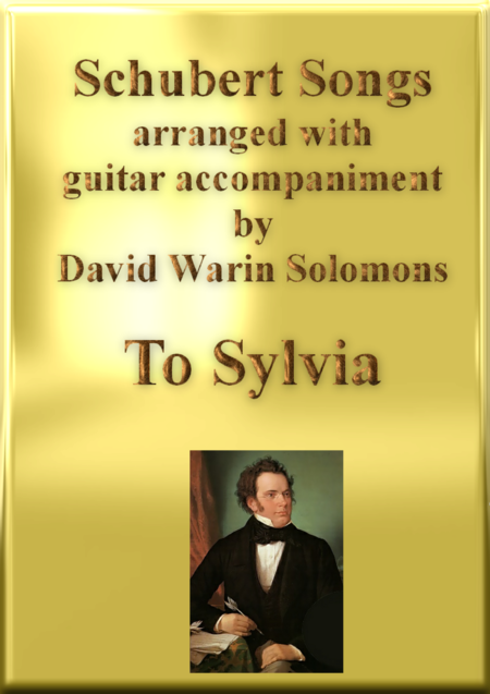 To Sylvia (Who is Sylvia) high voice and guitar