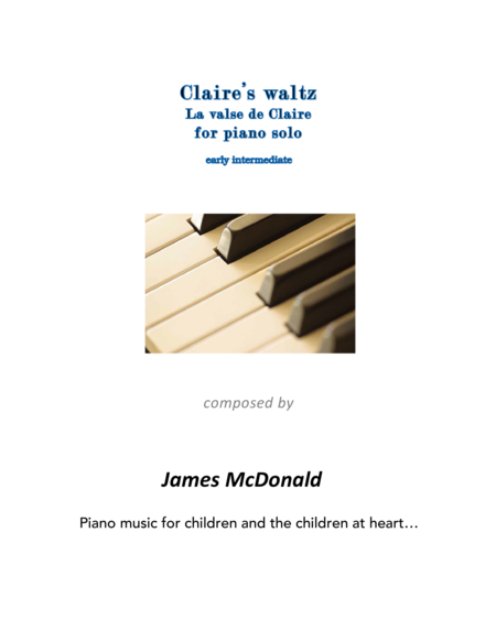 Claire's waltz