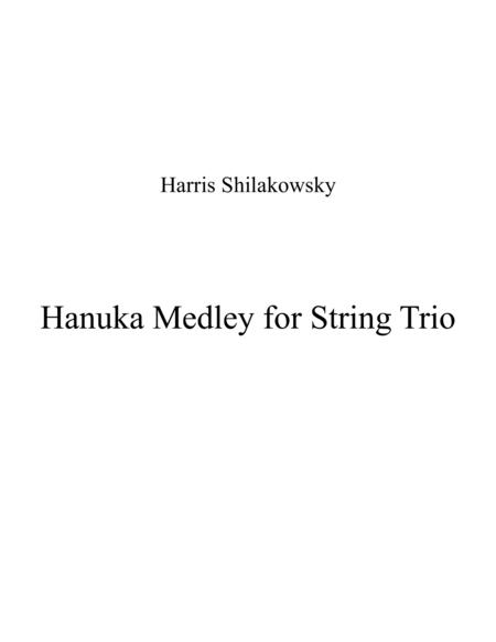 Hanuka Medley for String Trio