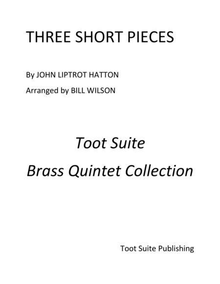 Three Short Pieces