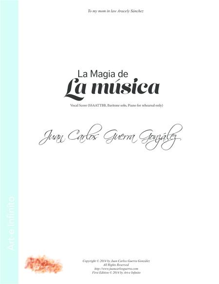 La Magia de la Música  (Vocal Score)