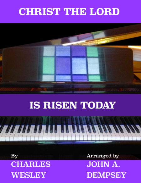 Christ The Lord Is Risen Today (in G major)