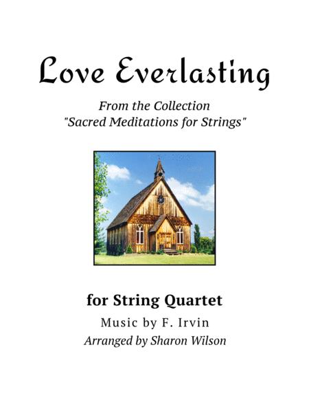 Love Everlasting (for String Quartet)