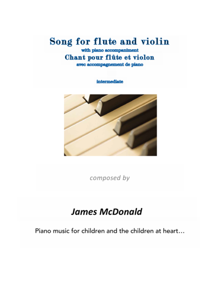 Song for Flute and Violin