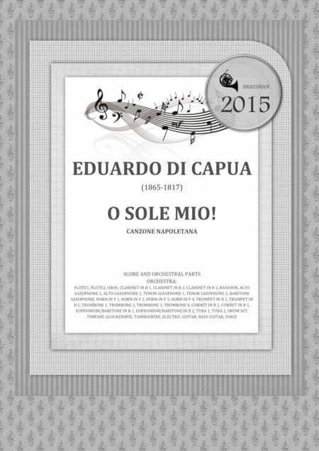 O SOLE MIO! - Canzone napoletana