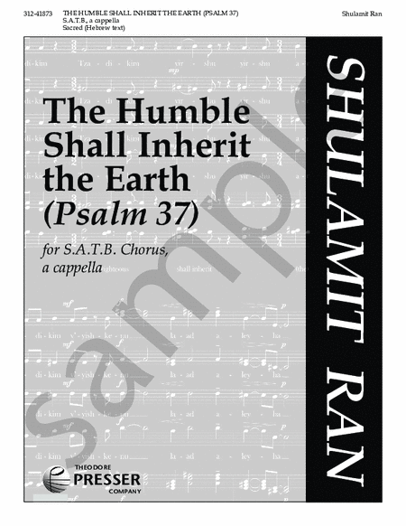 The Humble Shall Inherit The Earth