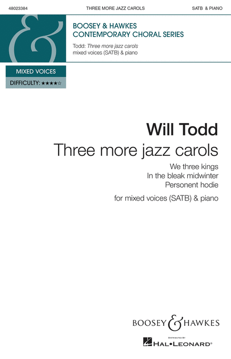 Three More Jazz Carols