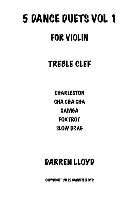 Violin Duets. Vol 1