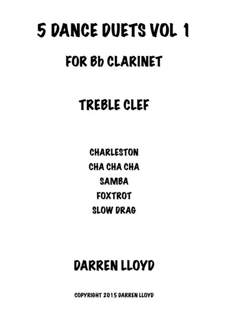 Clarinet Duets vol 1