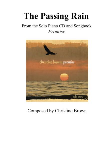 The Passing Rain