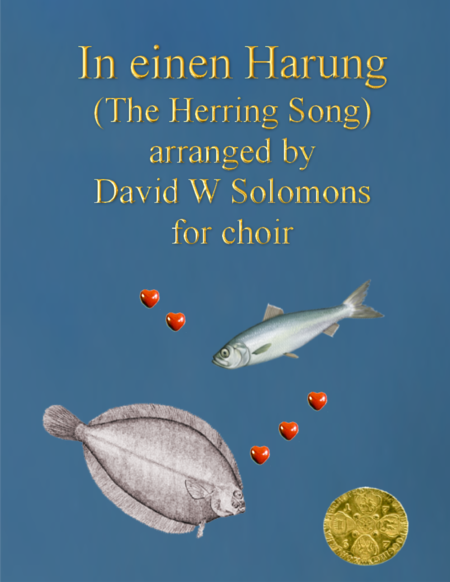 In einen Harung (The herring song) for mixed choir