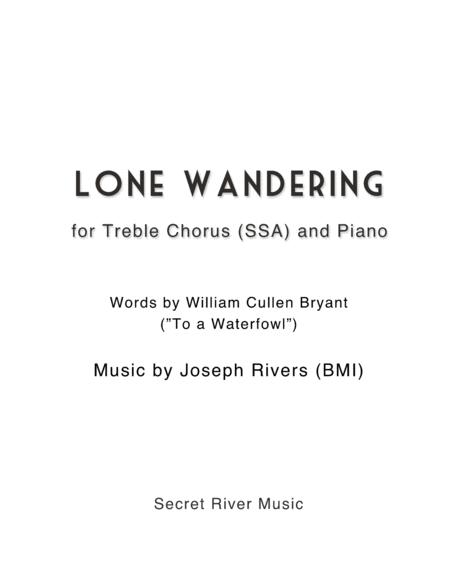 Lone Wandering