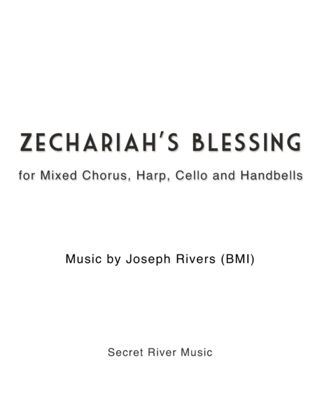 Zechariah's Blessing
