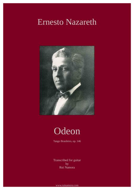 Odeon, Tango Brasileiro op.146