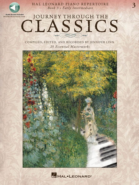 Journey Through the Classics: Book 3 Early Intermediate