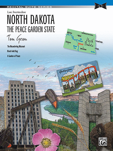 North Dakota -- The Peace Garden State