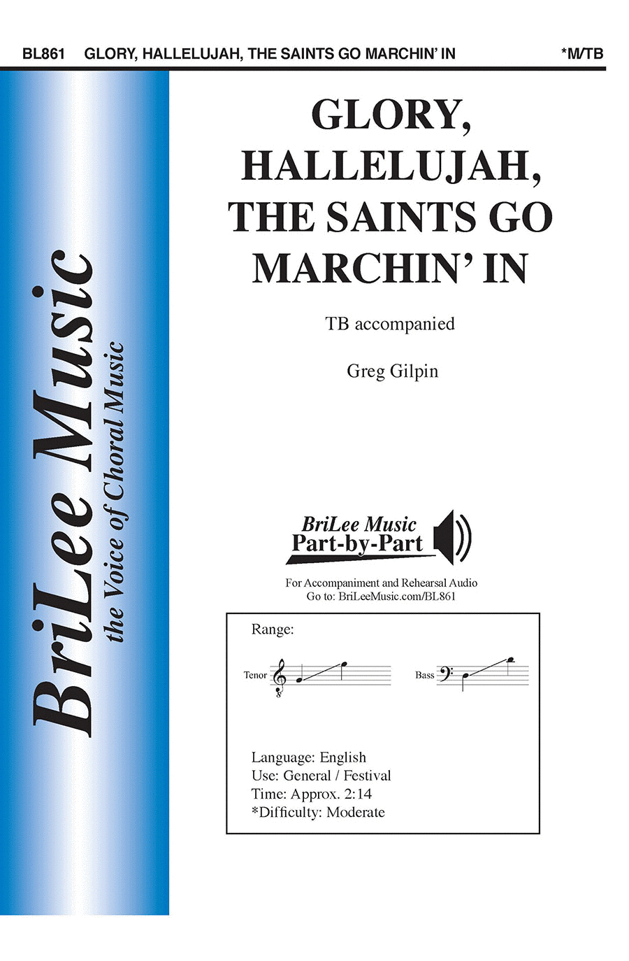Glory, Hallelujah, the Saints Go Marchin' In