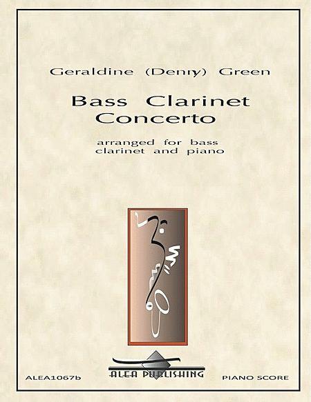 Concerto [piano reduction w/solo part]