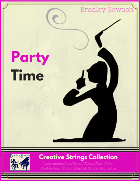 Party Time - Creative Strings