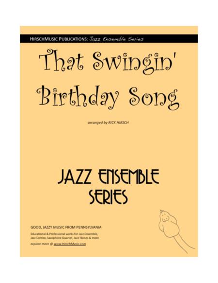 That Swingin' Birthday Song