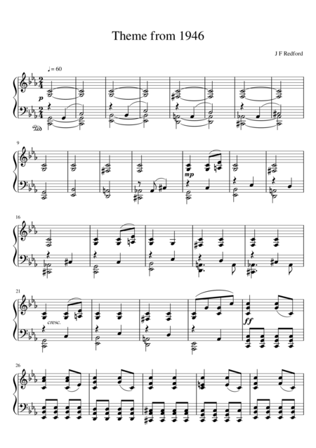 Theme from 1946