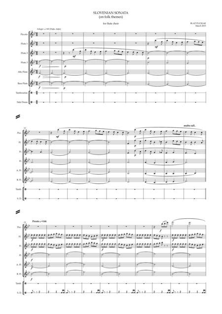 Slovenian Sonata