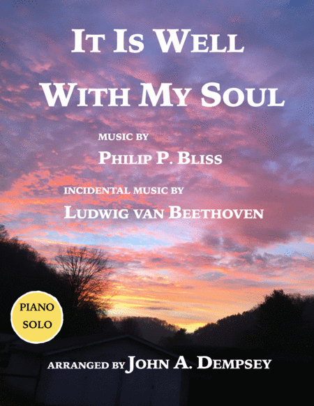 It Is Well With My Soul (Piano Solo)