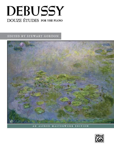 Debussy -- Douze Études