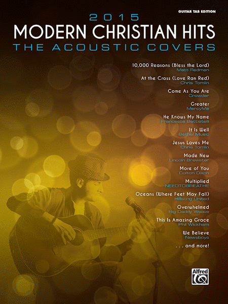 2015 Modern Christian Hits -- The Acoustic Covers