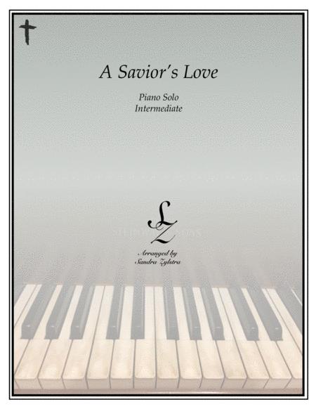 A Savior's Love