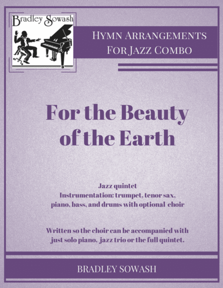 For the Beauty of the Earth - Jazz Quintet and Choir