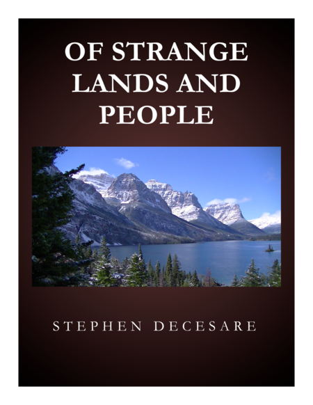 Of Strange Lands And People