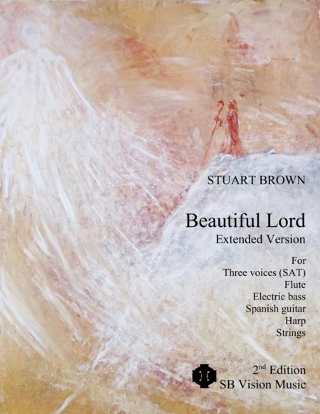 Beautiful Lord vocal score