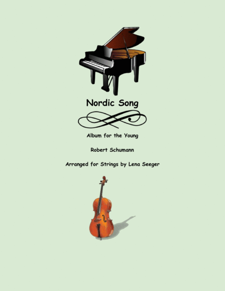Nordic Song (String Orchestra)