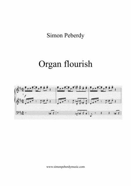 Organ Flourish