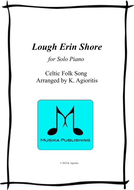 Lough Erin Shore - for Solo Piano
