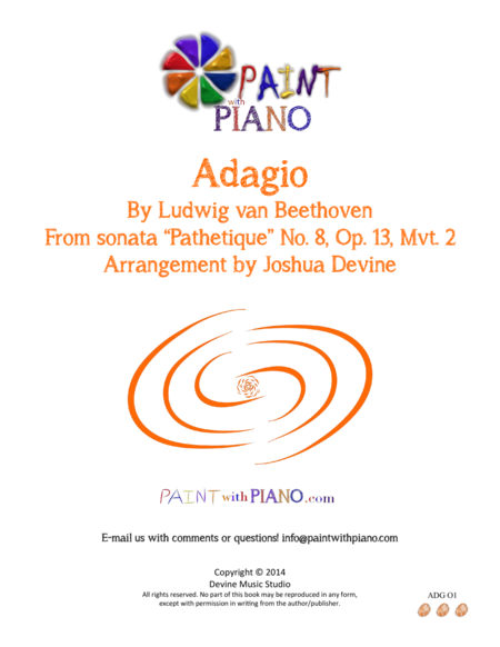 Adagio from sonata
