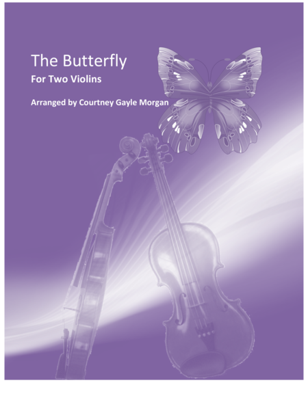 THE BUTTERFLY (Violin Duet)