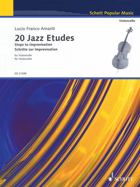 20 Jazz Etudes: Steps to Improvisation