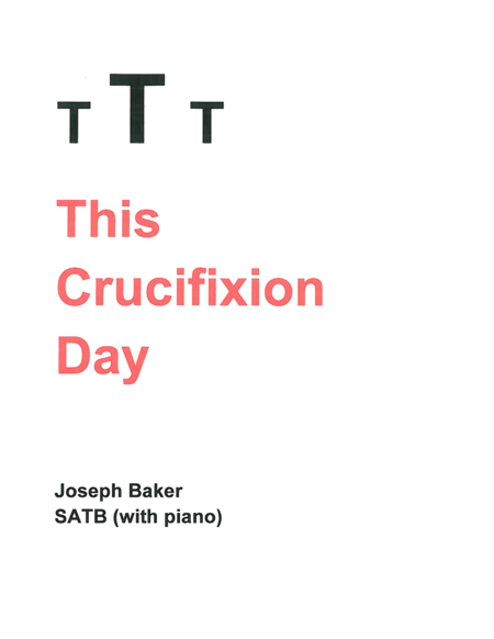 This Crucifixion Day