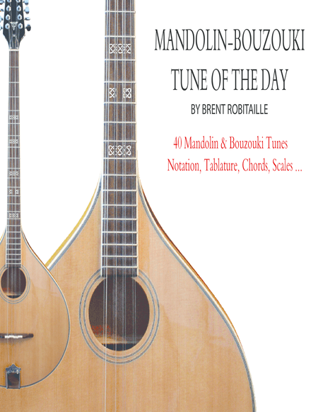 Mandolin and Bouzouki Tune of the Day