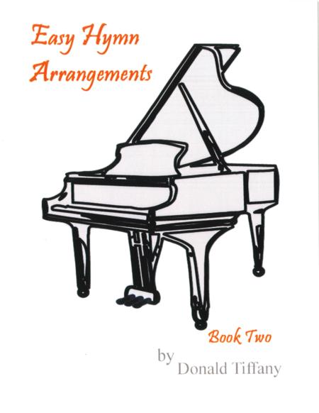 Easy Hymn Arrangements Book Two