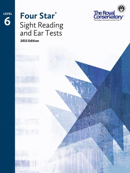 Four Star Sight Reading and Ear Tests Level 6