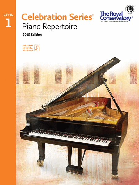 Celebration Series: Piano Repertoire 1